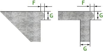 Виды бетонных ступеней