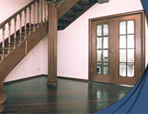 Межэтажные лестницы в частном доме